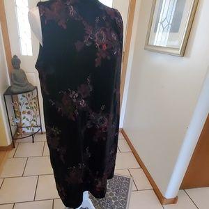 ECI Dresses - Eci velvet dress